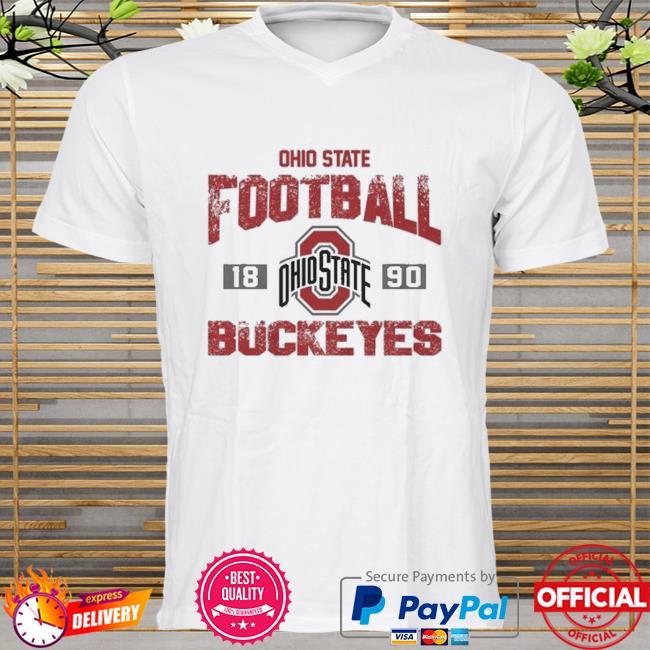 Ohio state buckeyes football 1890 shirt