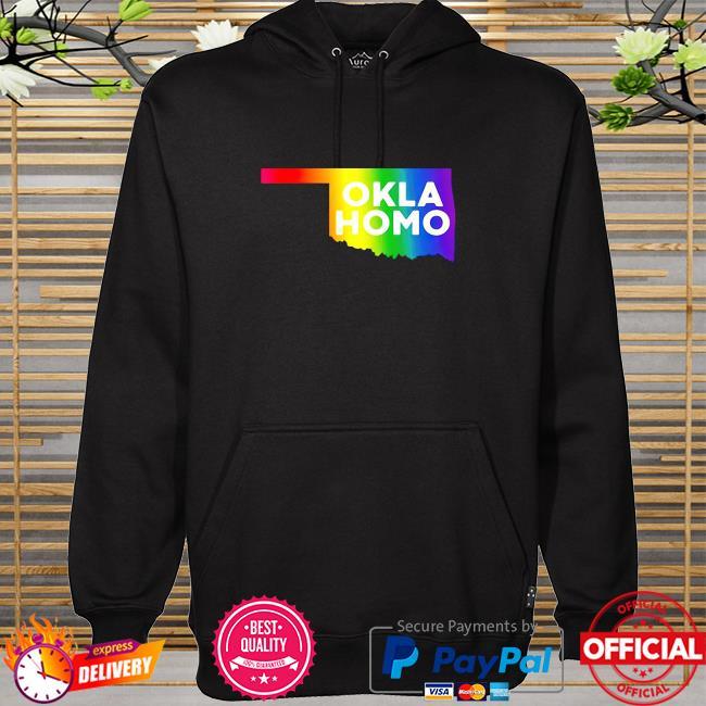 Pride LGBT Oklahomo hoodie