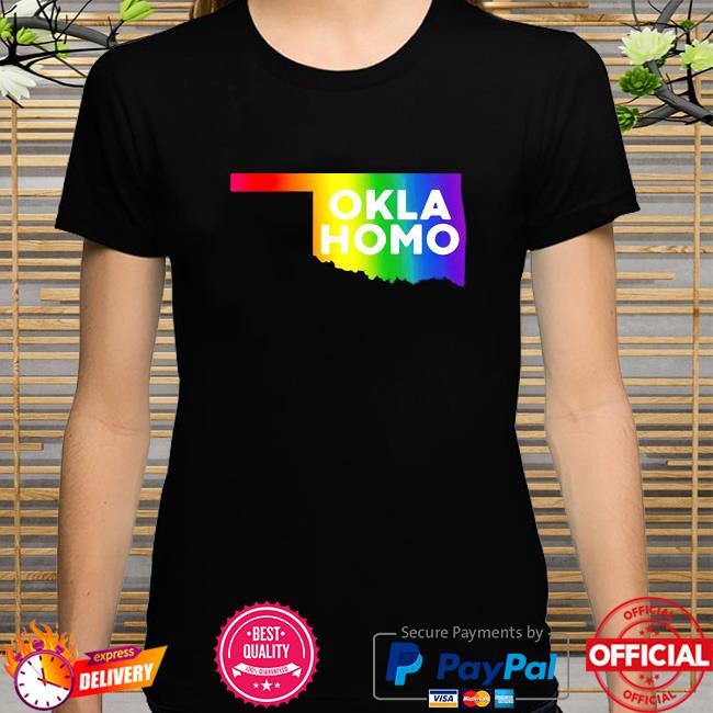 Pride LGBT Oklahomo shirt