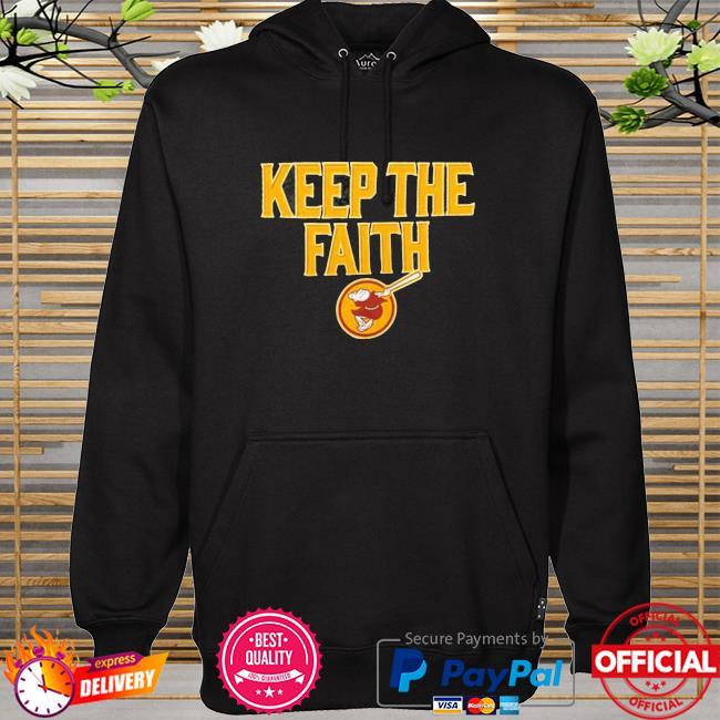 San diego padres keep the faith hoodie