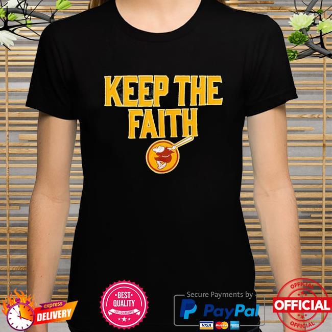 San diego padres keep the faith shirt