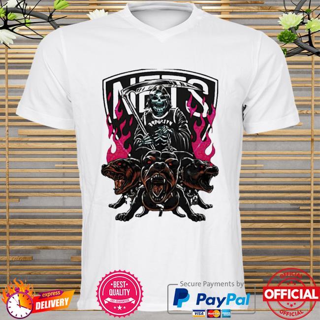 Kevin Durant Dead Ride Cerberus Brooklyn Nets Shirt