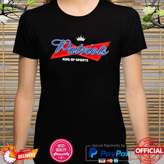Nice Patriots King Of Sports Patriots Shirt