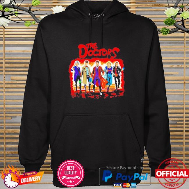 The doctors who hoodie