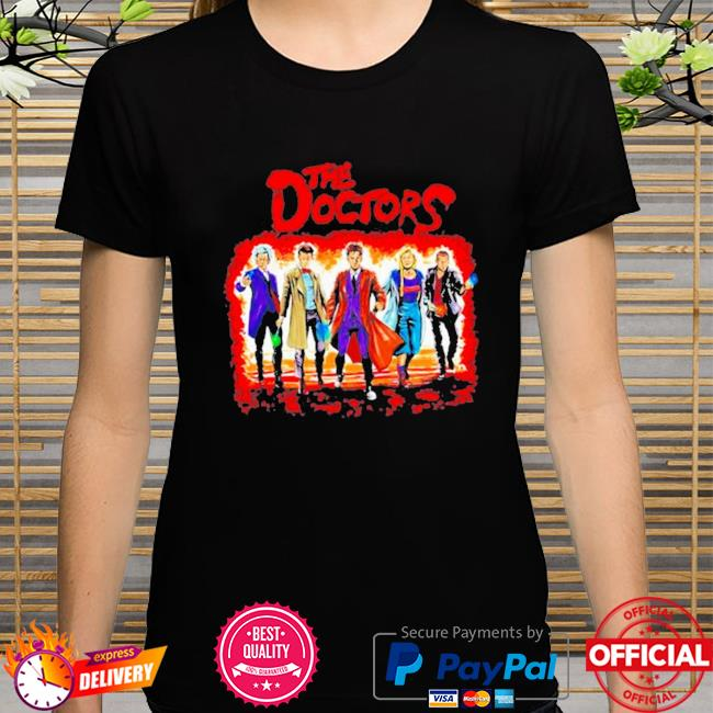 The doctors who shirt