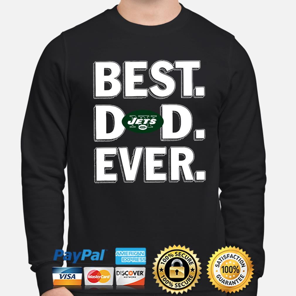 New York Jets Best Dad Ever s sweater