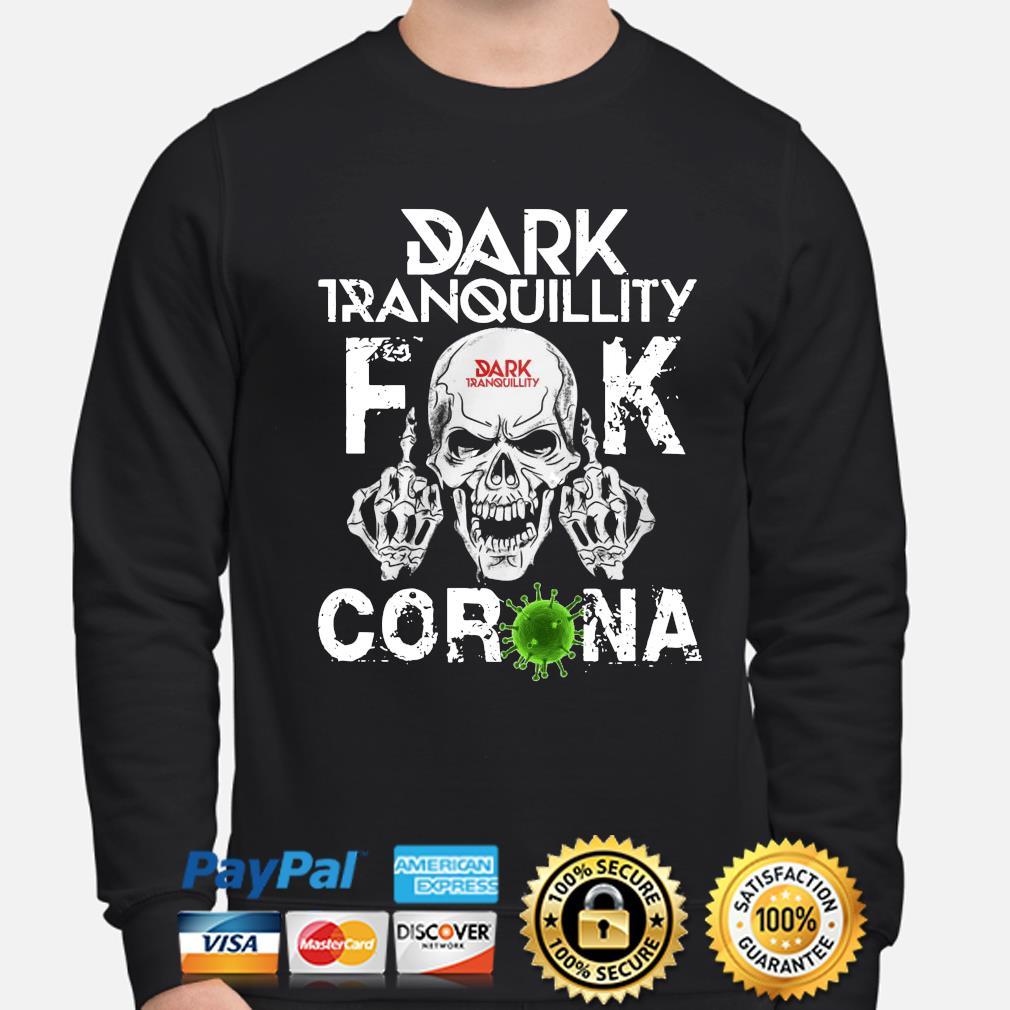 Dark Tranquillity Skull fuck corona s sweater