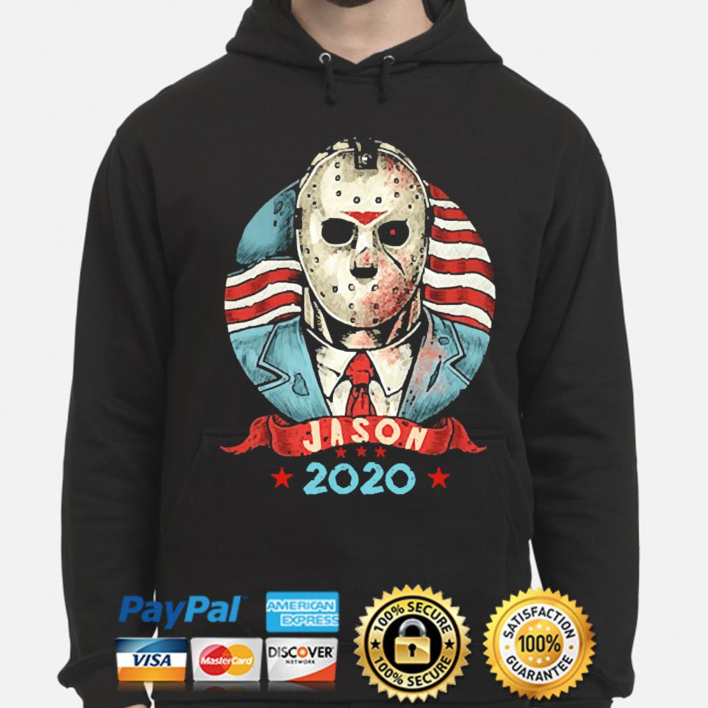 Jason Voorhees for President 2020 s hoodie