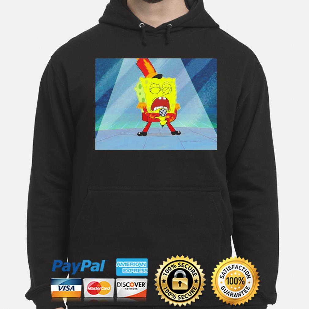 Max Fried Spongebob Squarepants Shirt hoodie