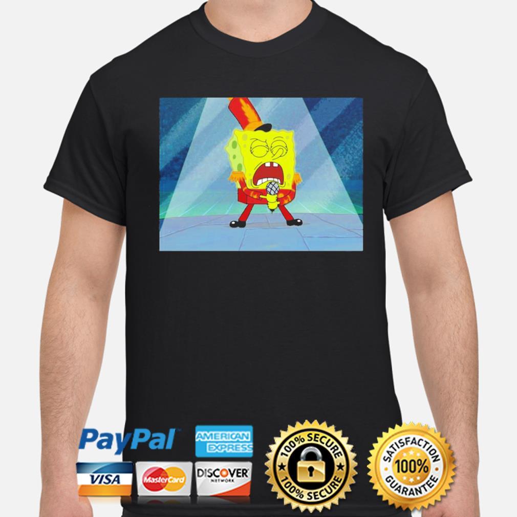 Max Fried Spongebob Squarepants Shirt