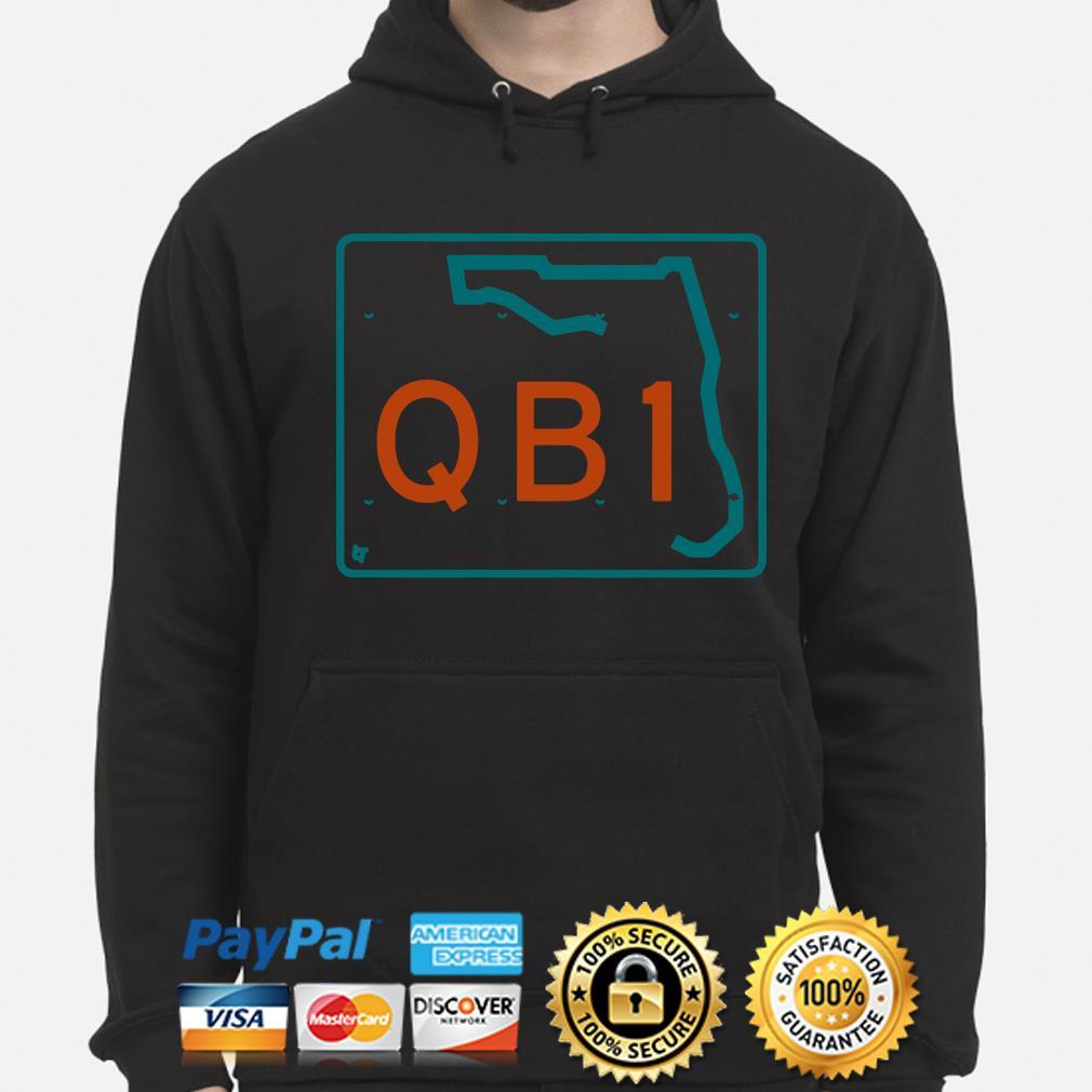 Miami QB1 s hoodie
