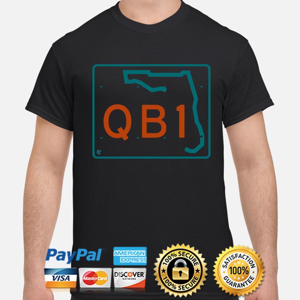 Miami QB1 shirt