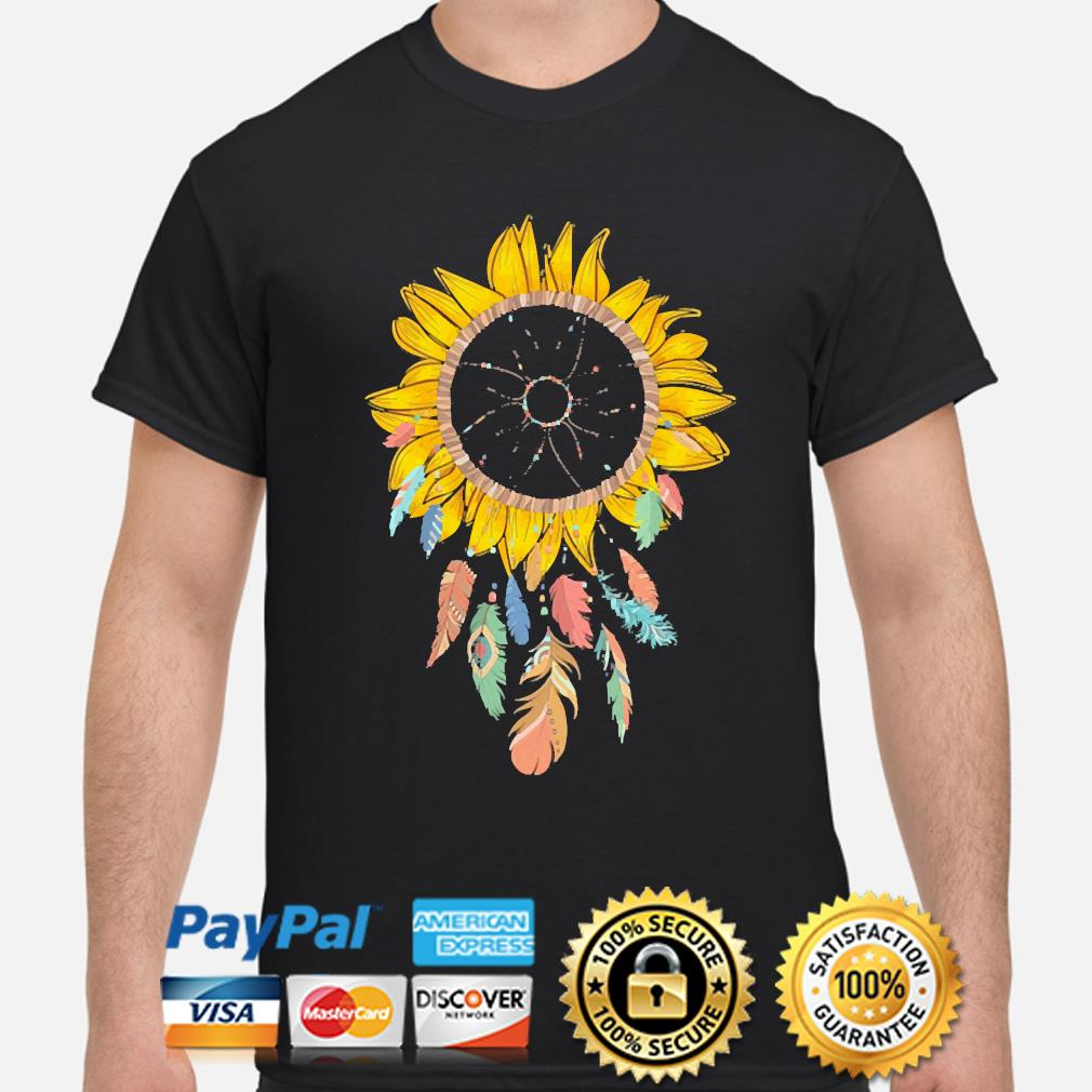 Sunflower Dreamcatcher shirt